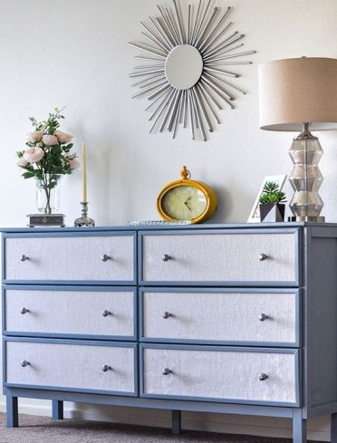 25-an-ikea-tarva-hack-painted-blue-and-with-blue-contact-paper-and-little-geometric-knobs-for-a-chic-look-1