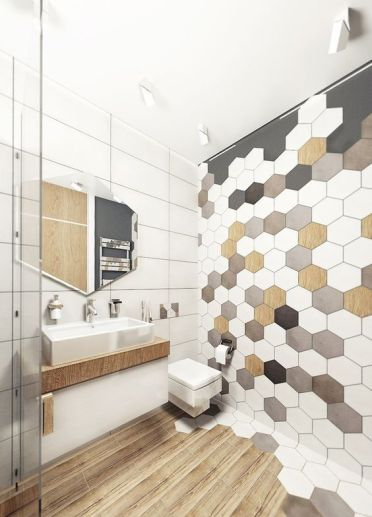 3-21-hex-tiles-mosaics-on-the-wall-and-wooden-floors-make-the-bathroom-hoht