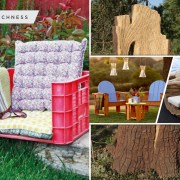 40 diy outdoor chairs that can give you comfort2