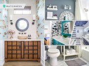 Inspiring beach bathroom decor ideas to feel summer inside 2
