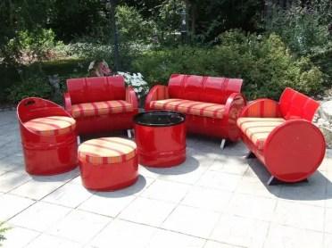 Creative-upcycling-ideas-metal-craft-diy-metal-barrel-furniture-ideas
