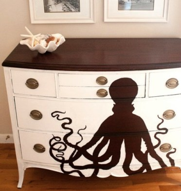 Octopus-dresser