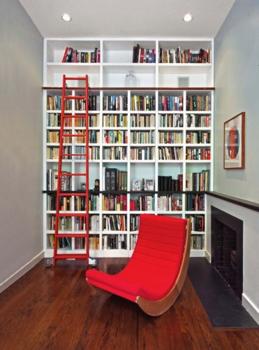 1-narrow-small-home-library