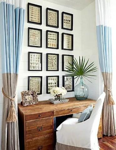 2-framed-seashells-gallery-wall2