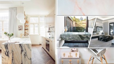 25 best use of marble for your home decoration2