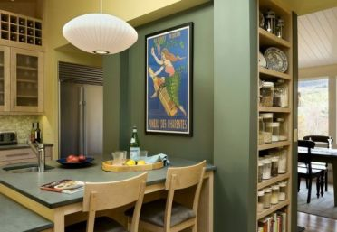 30-ideas-for-decorating-wall-with-posters-a-vintage-atmosphere-in-modern-interior-design-33-434