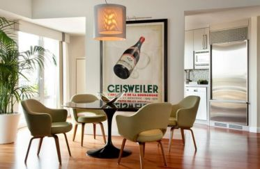 30-ideas-for-decorating-wall-with-posters-a-vintage-atmosphere-in-modern-interior-design-4-434