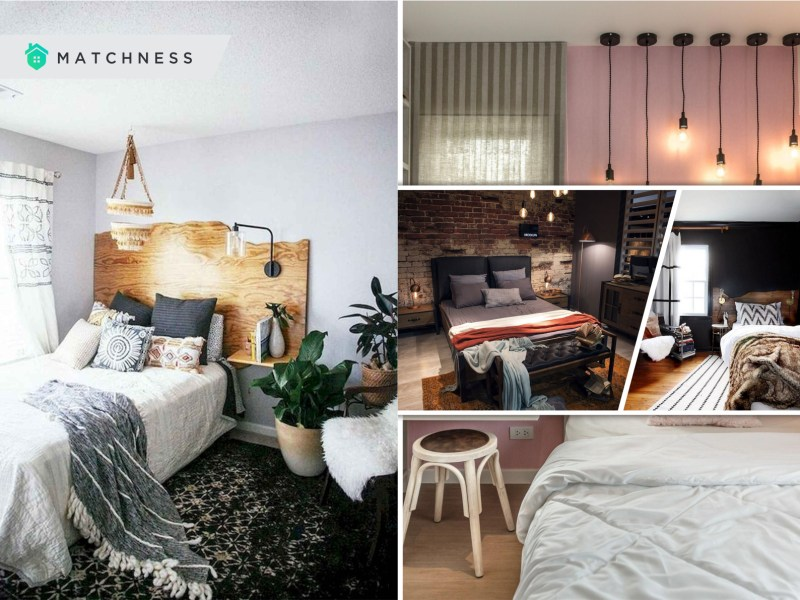 45 pretty bedroom lighting references for you2