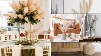 50 ways to present pampas grass to your home decoration2