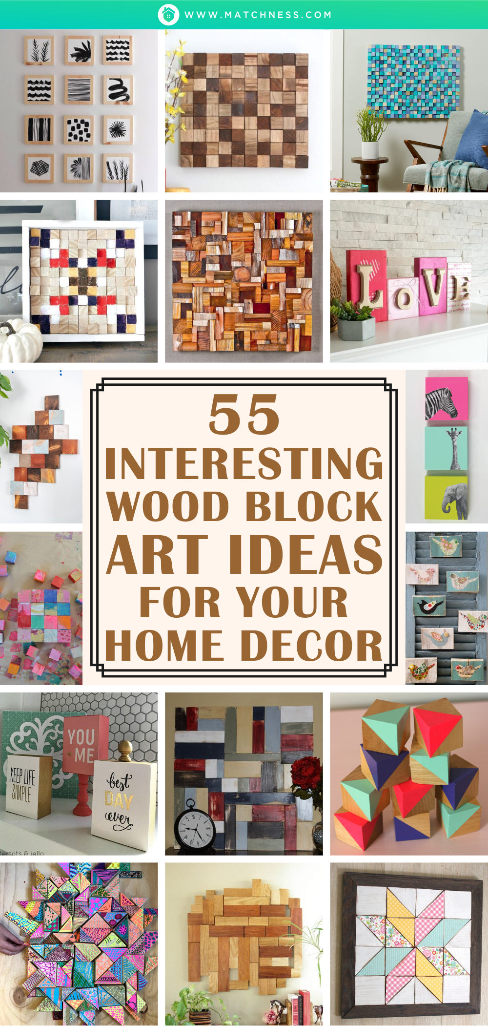 55-interesting-wood-block-art-ideas-for-your-home-decor1