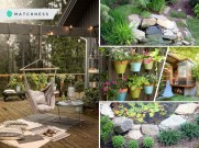 Make a big statement with these best small backyard design ideas2