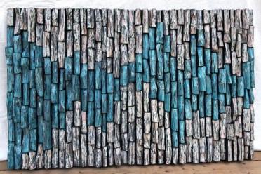 Olgaoreshynaacousticartwoodsculpturewaves30x48