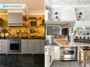 Picturesque open kitchen designs that ease you to see activities around2