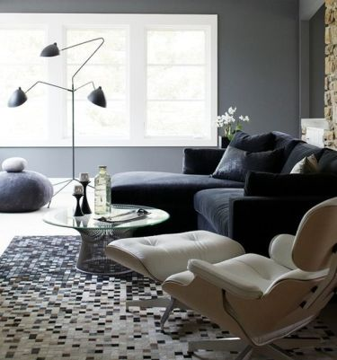 Serge-mouille-floor-lamp-meets-the-eames-lounge-chair