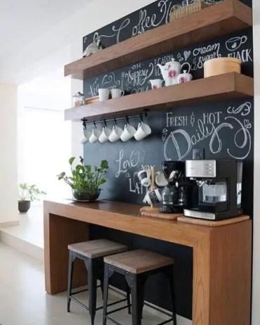 Chalkboard-wall-coffee-bar-ideas