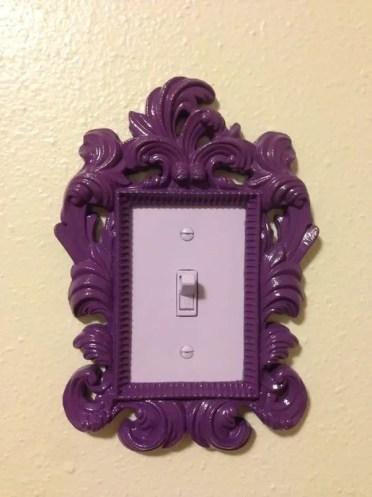 Framed-picture-light-switch-design
