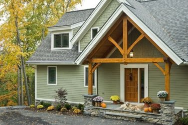 Hardiplank-siding-ideas-fiber-cement-siding-contemporary-exterior-front-yard