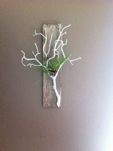 Naturalness-in-air-plant-holder-with-branches