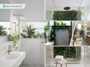 25 ideas to have the shower plants2