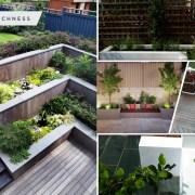 25 interesting built-in planter ideas2