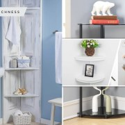 40 ideas to utilize your nook with corner shelves2