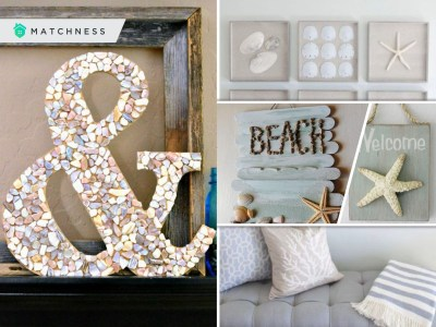 45 coastal touches for your home ornament2