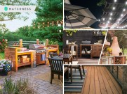 55 small outdoor kitchens for a perfect family gathering2