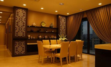 Urbane-apartment-with-asian-dining-room