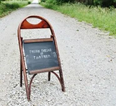Chair-chalkboard