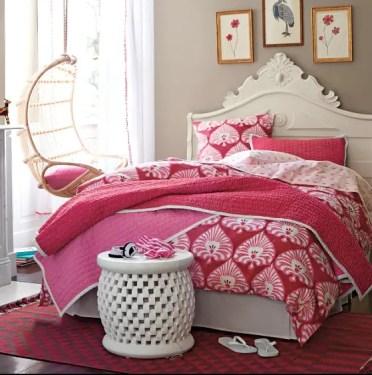 Hanging-rattan-chair-swing-bedroom