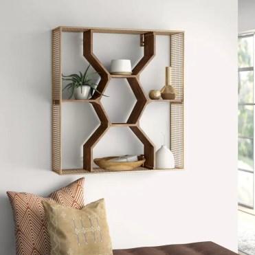 Honeycomb-shelf