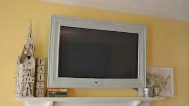Mounted-tv-update