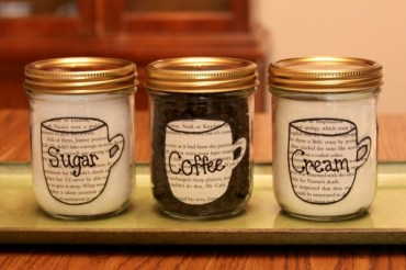 Sugar-cream-coffee-holder