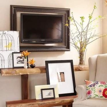 Tv-frame-ideas-wall-decorating-ideas-living-room-design