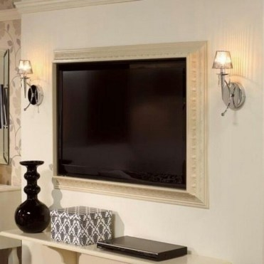 Wall-mounted-tv-frames-ideas-wall-sconces-wall-decorating-ideas