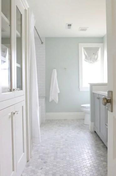 12-small-marble-hexagon-tiles-on-the-floor