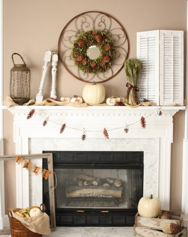 14-fall-mantel-decorating-ideas-homebnc