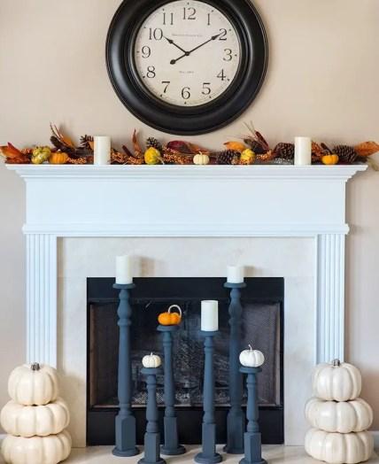 2-easy-fall-mantel-decor-ideas