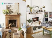 20 matching fireplace rug to beautify your decoration2