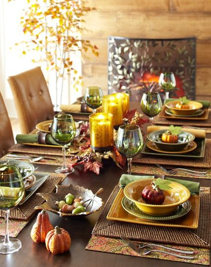 22-fall-colored-tablescape-in-warm-shades-with-faux-pumpkins