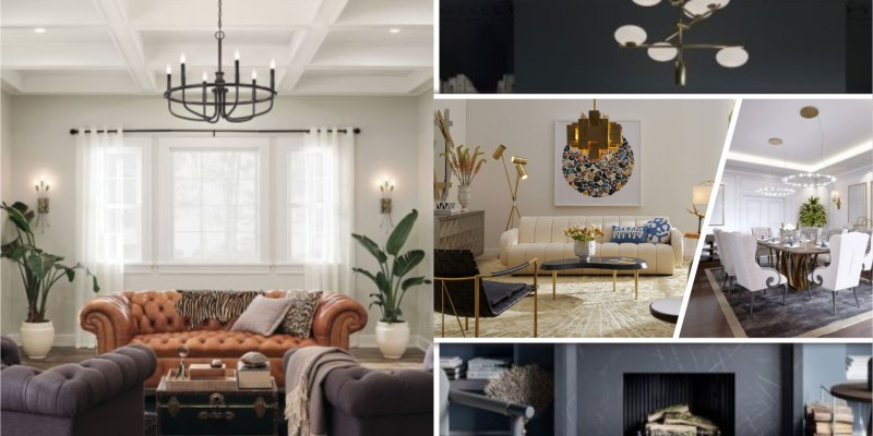 25 ideas for your home layering lighting2