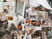 Adding the autumn touches to your balcony2