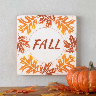 How-to-stencil-a-fall-sign