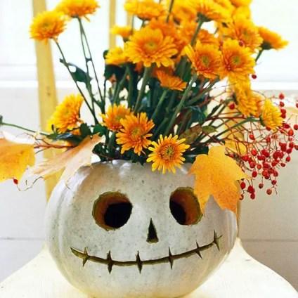 Face-vase-pumpkin