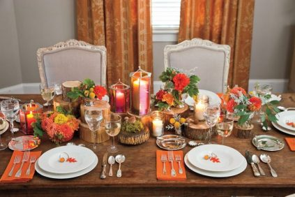 Fall-table-decorations-diy-centerpiece-ideas