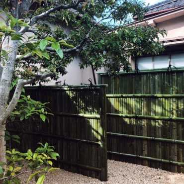 Home-ideas-bamboo-fence