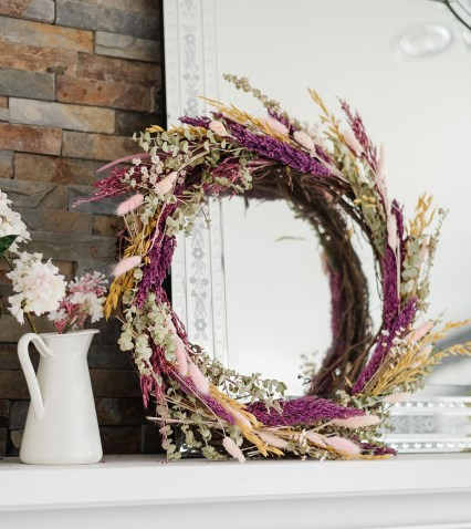 How-to-make-a-dried-flower-wreath-5