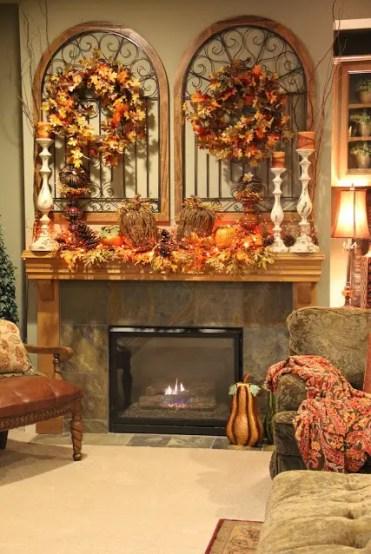Mantel-fall-thanksgiving38
