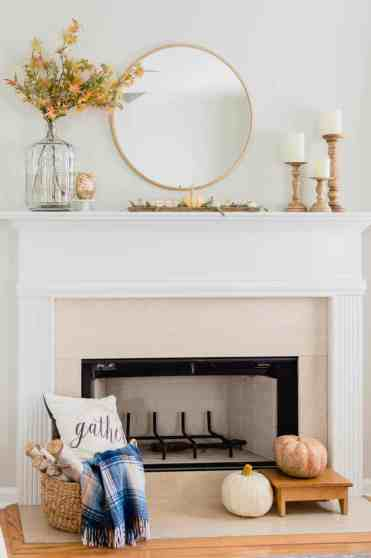 Simple-neutral-fall-fireplace