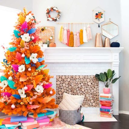 Thanksgiving-tree-how-to-decorate-an-orange-tree-for-fall-1-5